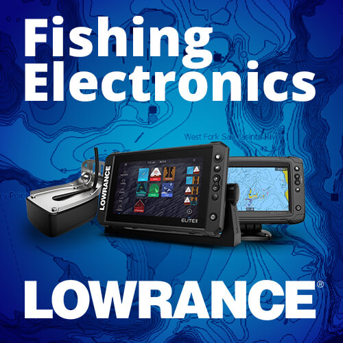 Fishing Electronics | Lowrance