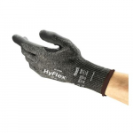 11-738-10 Glove, Yarn and Glass Fiber, Knitted, Size 10