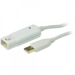 1-Port USB 2.0 Extender Cable 40'