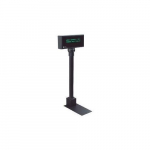 "Pole Display, 11"" Tall, 5 mm, USB, Black"