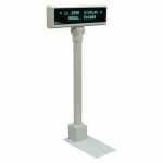 Pole Display, 11.25 mm, 2 x 20, USB Cable, PS