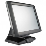 "15"" LCD POS Terminal, ELO 5-Wire, Intel Atom D525"