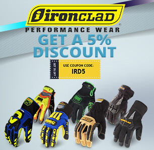 Save on Ironclad products!